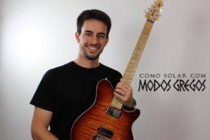 Modos Gregos Guitar Coast Emiliano Gomide